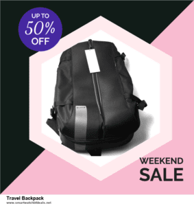 Top 10 Travel Backpack Black Friday 2020 and Cyber Monday Deals