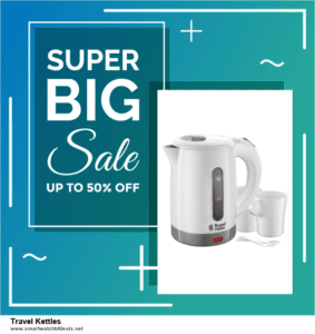 5 Best Travel Kettles Black Friday 2020 and Cyber Monday Deals & Sales