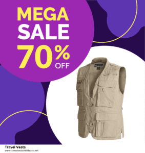Top 11 Black Friday and Cyber Monday Travel Vests 2020 Deals Massive Discount