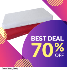 List of 6 Travel Wipes Cases Black Friday 2020 and Cyber MondayDeals [Extra 50% Discount]