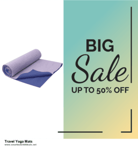 List of 10 Best Black Friday and Cyber Monday Travel Yoga Mats Deals 2020