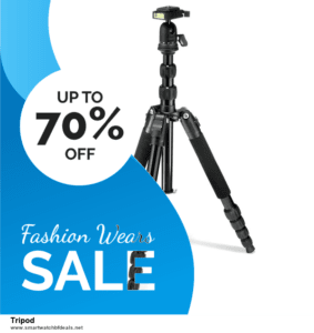 Top 5 Black Friday 2020 and Cyber Monday Tripod Deals [Grab Now]