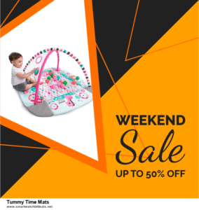 13 Best Black Friday and Cyber Monday 2020 Tummy Time Mats Deals [Up to 50% OFF]
