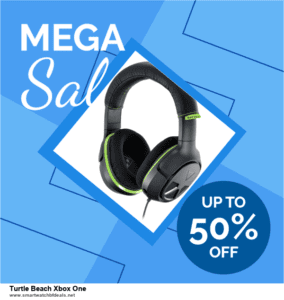13 Best Black Friday and Cyber Monday 2021 Turtle Beach Xbox One Deals [Up to 50% OFF]