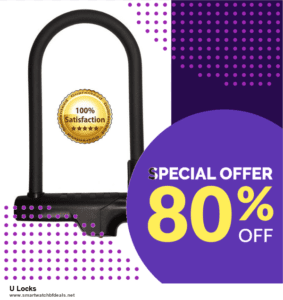 9 Best Black Friday and Cyber Monday U Locks Deals 2020 [Up to 40% OFF]