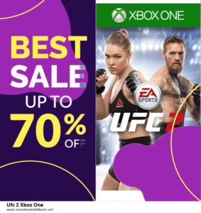 6 Best Ufc 2 Xbox One Black Friday 2020 and Cyber Monday Deals | Huge Discount