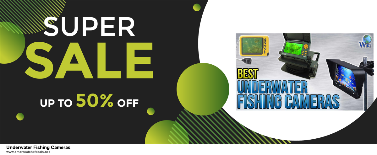 List of 6 Underwater Fishing Cameras Black Friday 2020 and Cyber MondayDeals [Extra 50% Discount]
