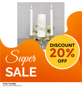 13 Exclusive Black Friday and Cyber Monday Unity Candles Deals 2020