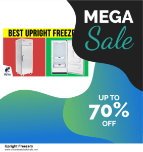 10 Best Black Friday 2020 and Cyber Monday  Upright Freezers Deals | 40% OFF