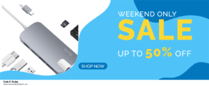 10 Best Usb C Hubs Black Friday 2020 and Cyber Monday Deals Discount Coupons