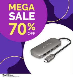 10 Best Usb C Hubs Black Friday 2021 and Cyber Monday Deals Discount Coupons