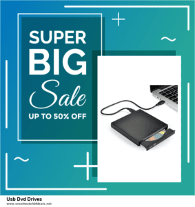 Grab 10 Best Black Friday and Cyber Monday Usb Dvd Drives Deals & Sales