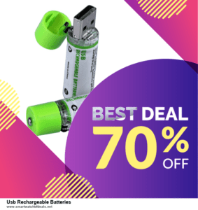 Top 5 Black Friday 2020 and Cyber Monday Usb Rechargeable Batteries Deals [Grab Now]