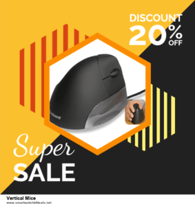 10 Best Black Friday 2020 and Cyber Monday  Vertical Mice Deals | 40% OFF