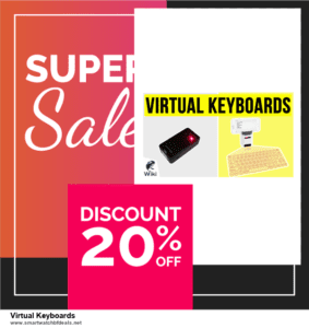 13 Exclusive Black Friday and Cyber Monday Virtual Keyboards Deals 2020