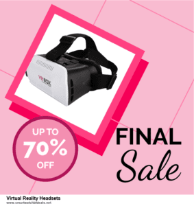Top 5 Black Friday and Cyber Monday Virtual Reality Headsets Deals 2020 Buy Now