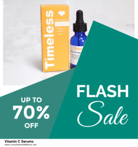 7 Best Vitamin C Serums Black Friday 2020 and Cyber Monday Deals [Up to 30% Discount]