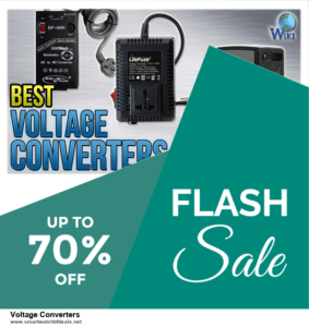 Top 5 Black Friday 2020 and Cyber Monday Voltage Converters Deals [Grab Now]