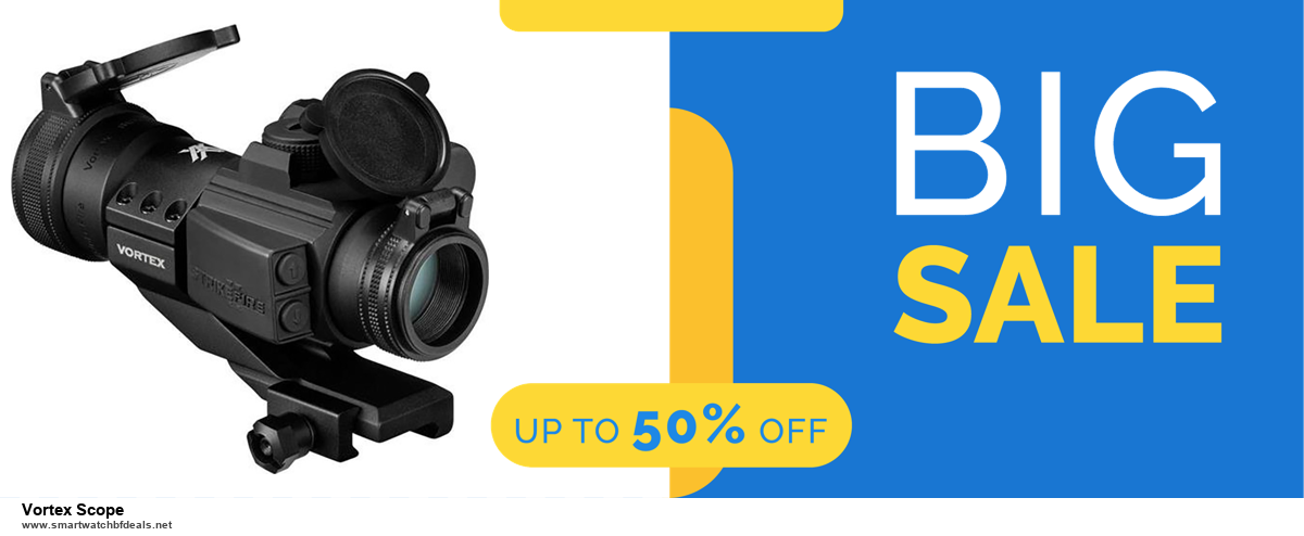 Grab 10 Best Black Friday and Cyber Monday Vortex Scope Deals & Sales