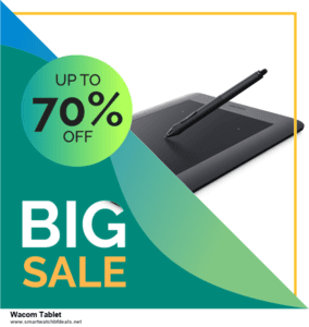 Top 5 Black Friday and Cyber Monday Wacom Tablet Deals 2020 Buy Now