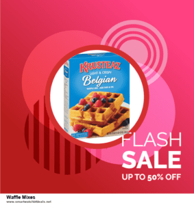 13 Best Black Friday and Cyber Monday 2020 Waffle Mixes Deals [Up to 50% OFF]