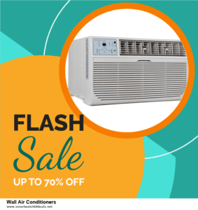 7 Best Wall Air Conditioners Black Friday 2020 and Cyber Monday Deals [Up to 30% Discount]