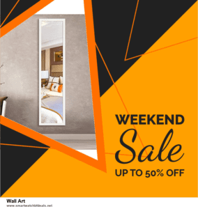 6 Best Wall Art Black Friday 2020 and Cyber Monday Deals | Huge Discount