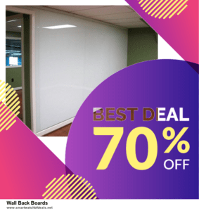Top 5 Black Friday 2020 and Cyber Monday Wall Back Boards Deals [Grab Now]