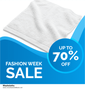 9 Best Washcloths Black Friday 2020 and Cyber Monday Deals Sales