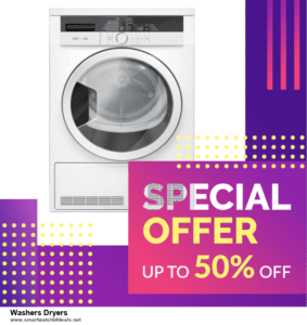 9 Best Washers Dryers Black Friday 2020 and Cyber Monday Deals Sales