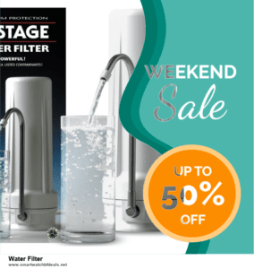 13 Exclusive Black Friday and Cyber Monday Water Filter Deals 2020