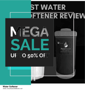 9 Best Water Softener Black Friday 2020 and Cyber Monday Deals Sales