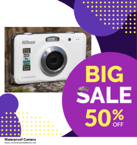 13 Best Black Friday and Cyber Monday 2020 Waterproof Camera Deals [Up to 50% OFF]
