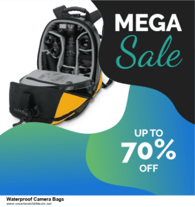 13 Best Black Friday and Cyber Monday 2020 Waterproof Camera Bags Deals [Up to 50% OFF]
