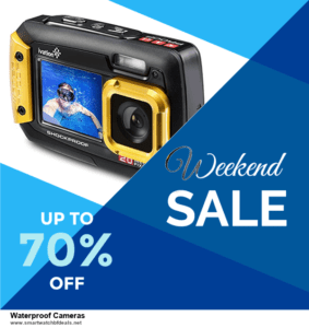 Top 11 Black Friday and Cyber Monday Waterproof Cameras 2020 Deals Massive Discount