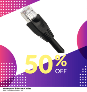 Grab 10 Best Black Friday and Cyber Monday Waterproof Ethernet Cables Deals & Sales
