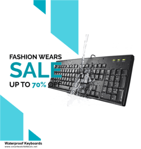 10 Best Black Friday 2020 and Cyber Monday  Waterproof Keyboards Deals | 40% OFF