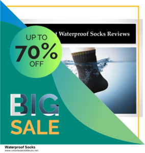 Top 10 Waterproof Socks Black Friday 2020 and Cyber Monday Deals