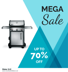 Top 10 Weber Grill Black Friday 2020 and Cyber Monday Deals
