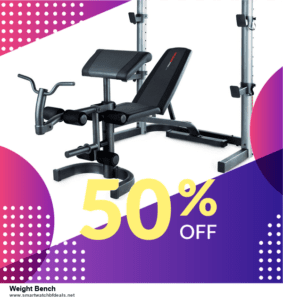 6 Best Weight Bench Black Friday 2020 and Cyber Monday Deals | Huge Discount