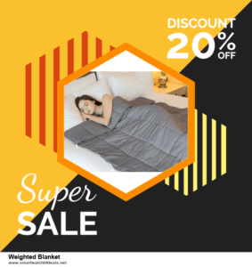 List of 6 Weighted Blanket Black Friday 2020 and Cyber MondayDeals [Extra 50% Discount]