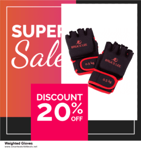 13 Exclusive Black Friday and Cyber Monday Weighted Gloves Deals 2020