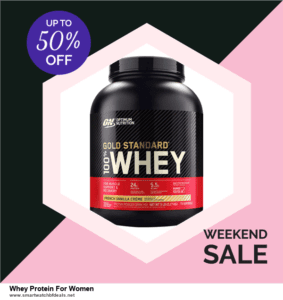 Top 5 Black Friday 2020 and Cyber Monday Whey Protein For Women Deals [Grab Now]