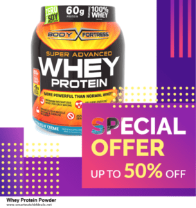 Grab 10 Best Black Friday and Cyber Monday Whey Protein Powder Deals & Sales