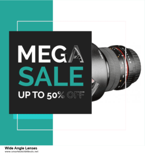 10 Best Black Friday 2020 and Cyber Monday  Wide Angle Lenses Deals | 40% OFF