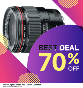 Top 11 Black Friday and Cyber Monday Wide Angle Lenses For Canon Cameras 2020 Deals Massive Discount