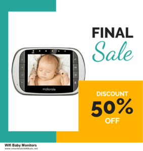 7 Best Wifi Baby Monitors Black Friday 2020 and Cyber Monday Deals [Up to 30% Discount]