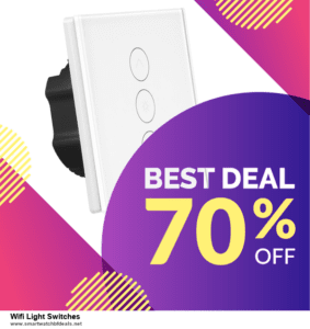 7 Best Wifi Light Switches Black Friday 2020 and Cyber Monday Deals [Up to 30% Discount]