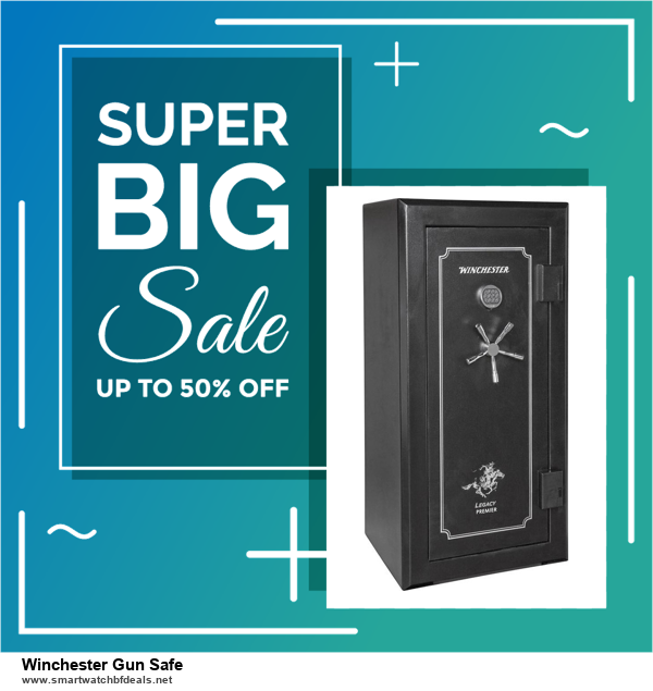 13 Best Black Friday and Cyber Monday 2020 Winchester Gun Safe Deals [Up to 50% OFF]