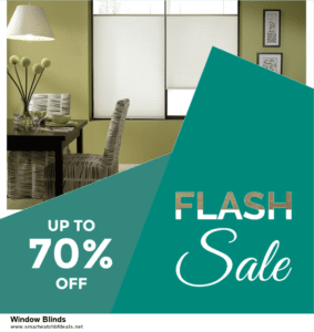 13 Best Black Friday and Cyber Monday 2020 Window Blinds Deals [Up to 50% OFF]